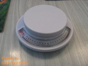 Кухонные весы для взвешивания картриджей